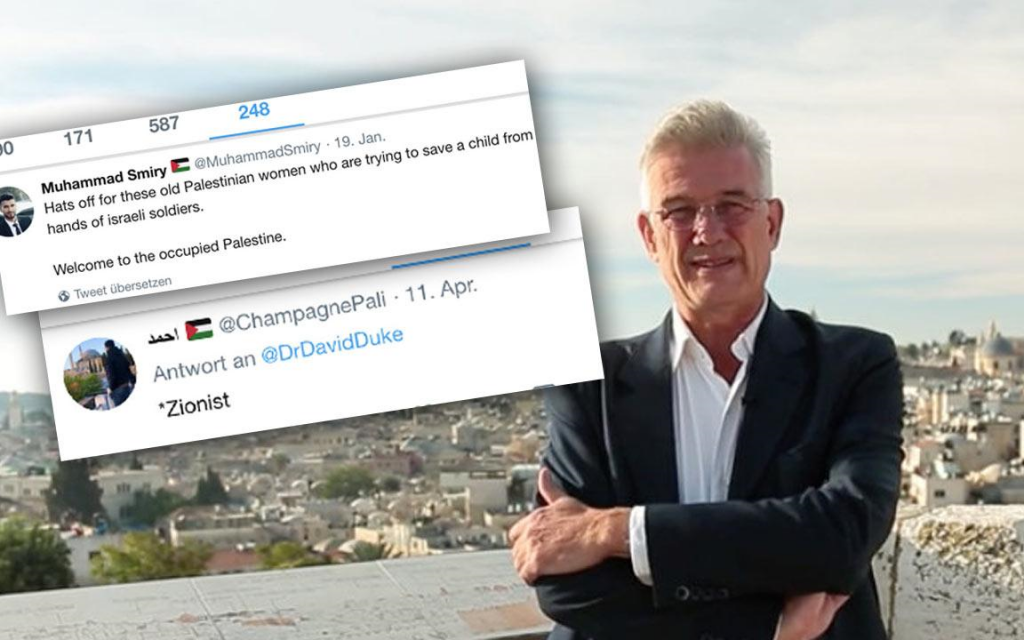 Allemagne : Enquête autour de tweets anti-israéliens d'un haut diplomate