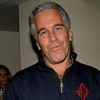 Jeffrey Epstein à New York en 2005. (Neil Rasmus / Patrick McMullan via Getty Images / via JTA)