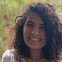 Aya Naamneh, 21 ans, une étudiante israélienne portée disparue dans le désert éthiopien sur une photo non-datée (Autorisation : Famille Naamneh)