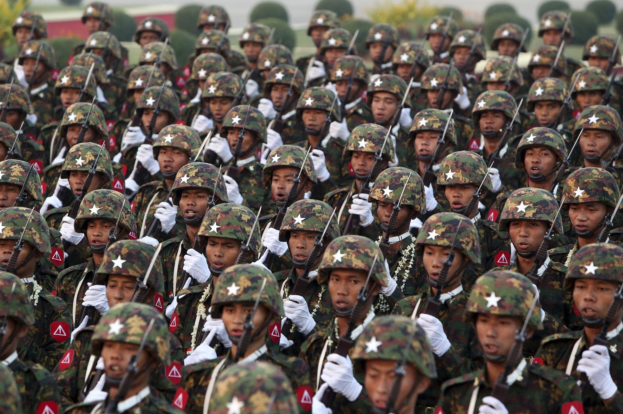 ONU : Israël parmi les 7 pays accusés de vendre des armes à l'armée du Myanmar