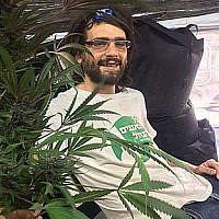 Amos Dov Silver (Crédit : capture d'écran)