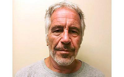 Jeffrey Epstein, le 28 mars 2017. (Crédit : New York State Sex Offender Registry via AP)