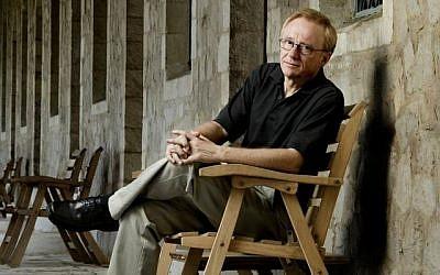 L'auteur israélien David Grossman (Kobi Kalmanovitz)