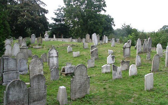 Le cimetière juif d'Osoblaha, en République Tchèque. (CC BY-SA Wikimedia Commons)
