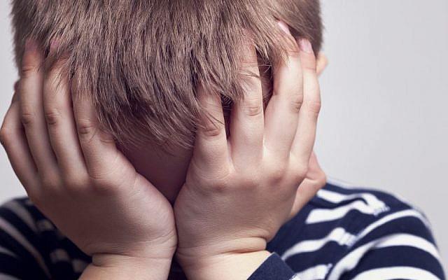 Illustration : maltraitance d'enfants. (Crédit iStock Getty images)