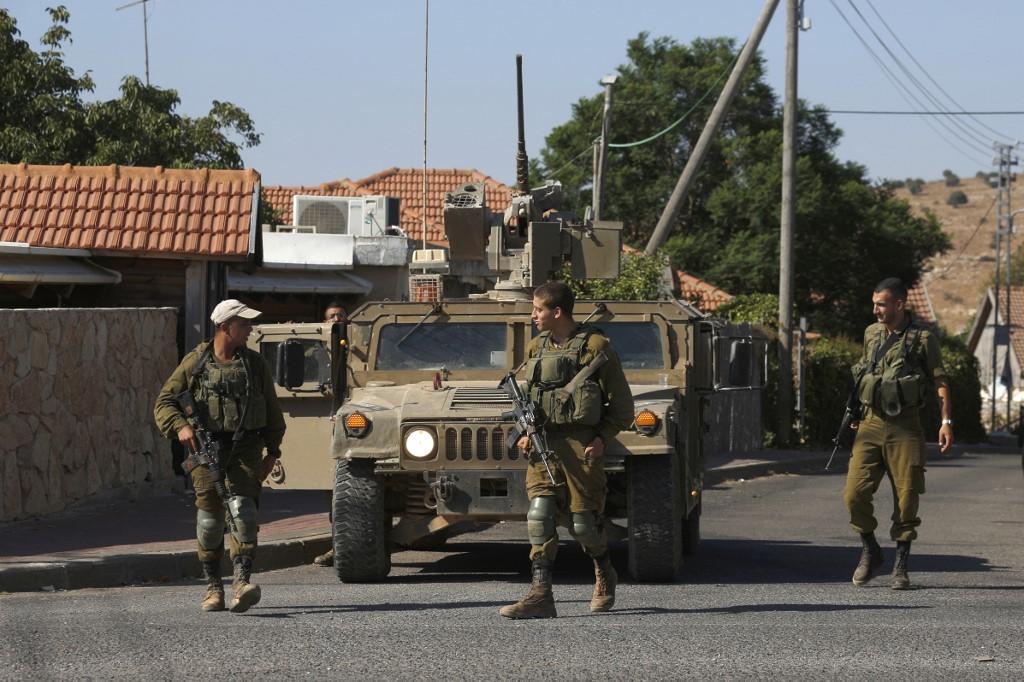 Ripostes israéliennes après des tirs du Hezbollah ; pas de blessé côté israélien