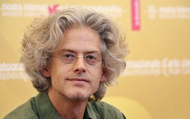 Santiago H. Amigorena, en 2006. (Crédit : Alberto PIZZOLI / AFP)