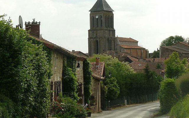 La commune de Lesterps. (Crédit : Jack ma / Wikimédia / CC BY-SA 3.0)