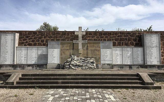 Le mémorial de Sainte-Radegonde, en Aveyron. (Crédit : fondation-patrimoine.org)