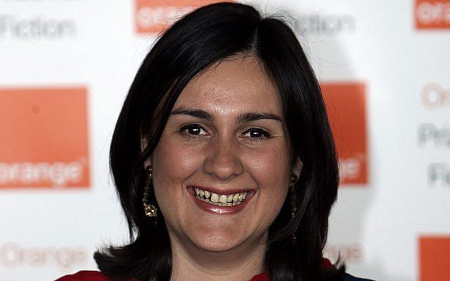 Kamila Shamsie,é écrivaine britannique d'origine pakistanaise, en 2009. (Crédit : Lefteris Pitarakis/AP)