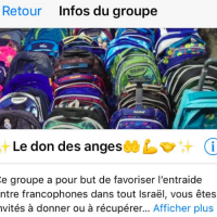 Groupe WhatsApp, le don des anges