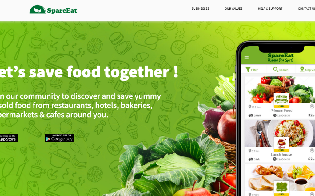SpareEat, une application israélienne contre le gaspillage alimentaire