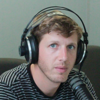 David Gombin, journaliste franco-israélien de KAN.