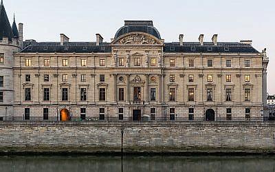 Cour de cassation de Paris (Crédit : DXR/CC BY-SA 3.0)