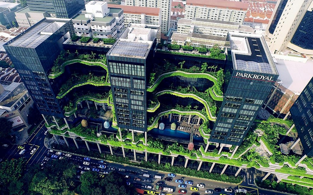 Tel Aviv : une expo sur les solutions d'habitat durable à travers le monde