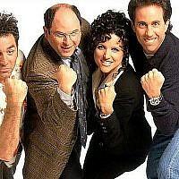 Les acteurs de Seinfeld. (Wikimedia Commons, Andromedoide)