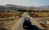 L'avant-poste de Mevoot Yeriho, dans la vallée du Jourdain, en 2017 (Capture d'écran /YouTube)