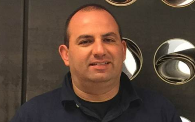 Ronen Moshe, consultant média (Autorisation)