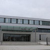 Le Palais de justice de la ville de Saint-Malo(Ille-et-Vilaine). (Crédit : cours-appel.justice.fr)