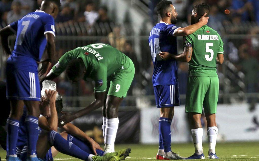Mondial-2022 : Match inédit de l'Arabie saoudite contre les Palestiniens (0-0)