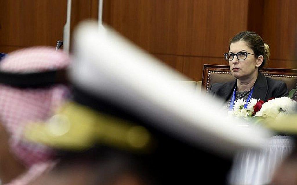 Une diplomate israélienne participe à un sommet anti-Iran au Bahreïn