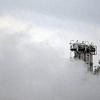 L'usine nucléaire de production d'eau lourde d'Arak, en Iran, le 15 janvier 2011 (Crédit : AP/Fars News Agency, Mehdi Marizad)