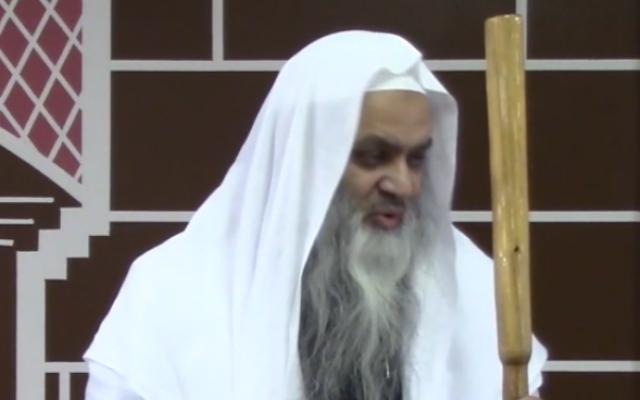 Le sheikh canadien Younus Kathrada de Victoria, en Colombie britannique, donne un sermon le 11 octobre 2019. (Capture d'écran: Middle East Media Research Institute)