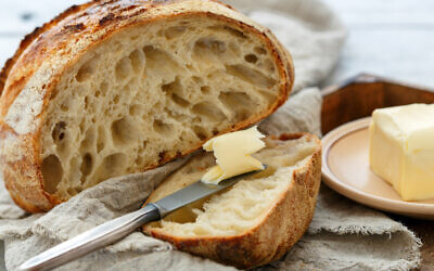 Pain et beurre. (iStock)