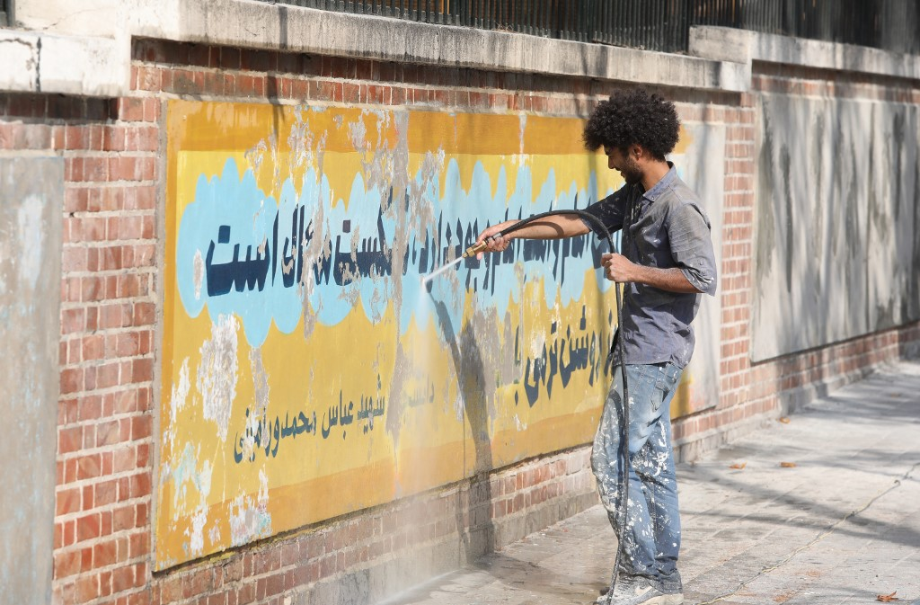 Iran: Khamenei maintient son opposition à tout dialogue
