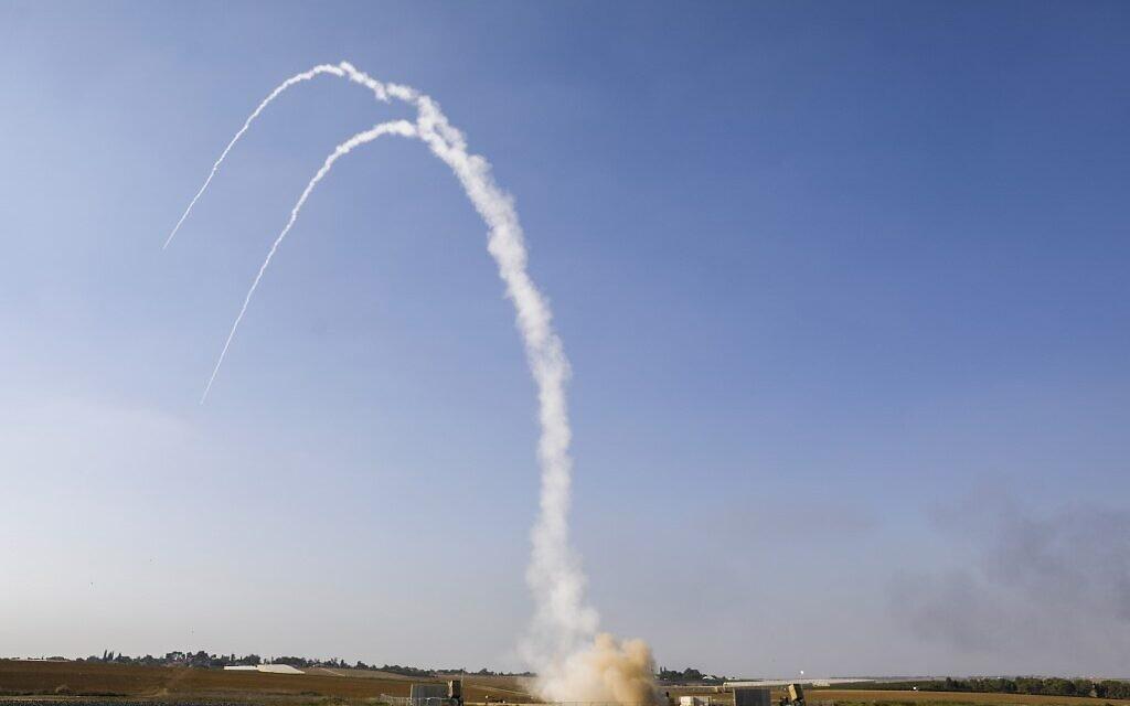 Alertes à la roquette dans les localités près de Gaza ; Aucun blessé ni dégât