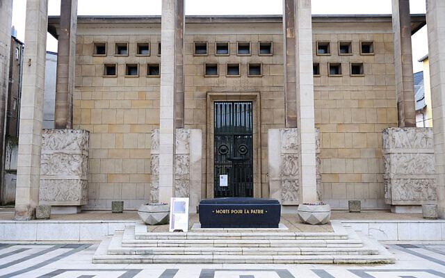 Le Musée national de la Résistance luxembourgeois. (Crédit : Cayambe / CC BY-SA 4.0)