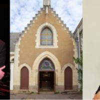 Le concert à la synagogue de l'impasse Copernic à Nantes aura lieu le 8 décembre. (Crédit : Centre culturel André Neher)
