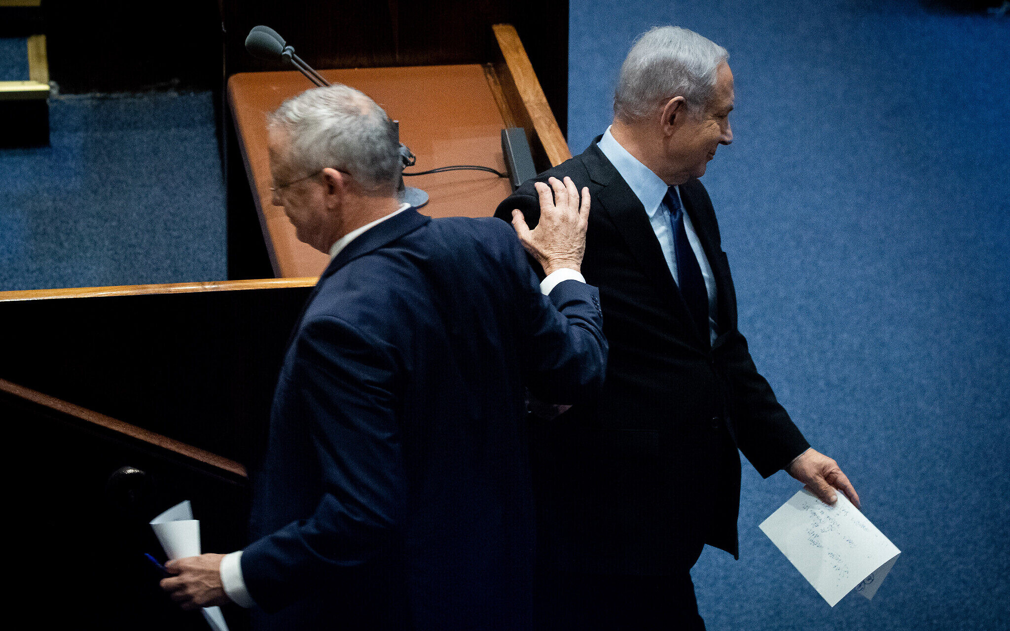 Le Premier ministre israélien Benjamin Netanyahu inculpé pour corruption