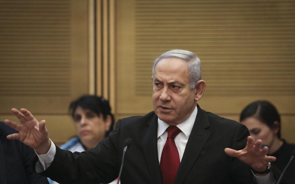 Jamais de « réelle réconciliation » entre Israël et la Jordanie – Netanyahu