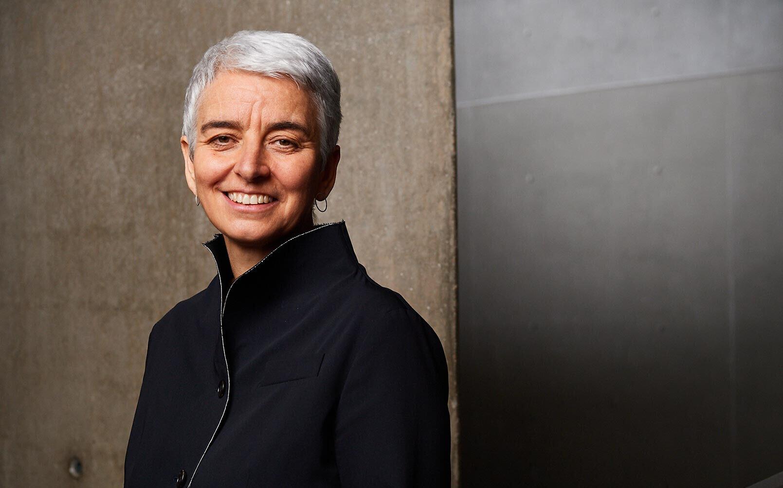 Hetty Berg a été nommée nouvelle directrice du musée juif de Berlin (Crédit : Musée juif de Berlin)