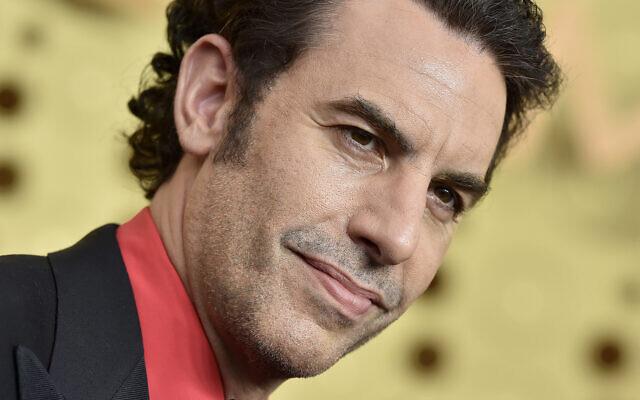 Sacha Baron Cohen assiste à la 71e cérémonie des Emmy Awards au Microsoft Theater le 22 septembre 2019 à Los Angeles, Californie. (Axelle/Bauer-Griffin/FilmMagic)