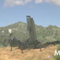 Capture d'écran d'une vidéo promotionnelle d'ELTA un sous-traitant des Israeli Aerospace Industries