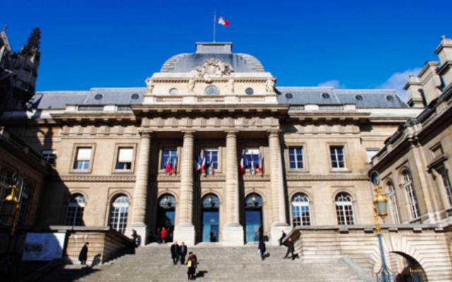 Cour d'assises de Paris (Crédit : justice.gouv.fr)
