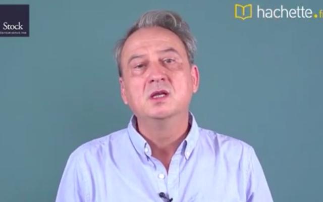 Jean-Luc Coatalem (Crédit : capture d'écran YouTube)
