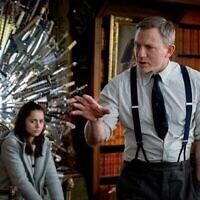 """Daniel Craig et Ana De Armasm les stars de """"A couteaux tirés3 (Autorisation)"""