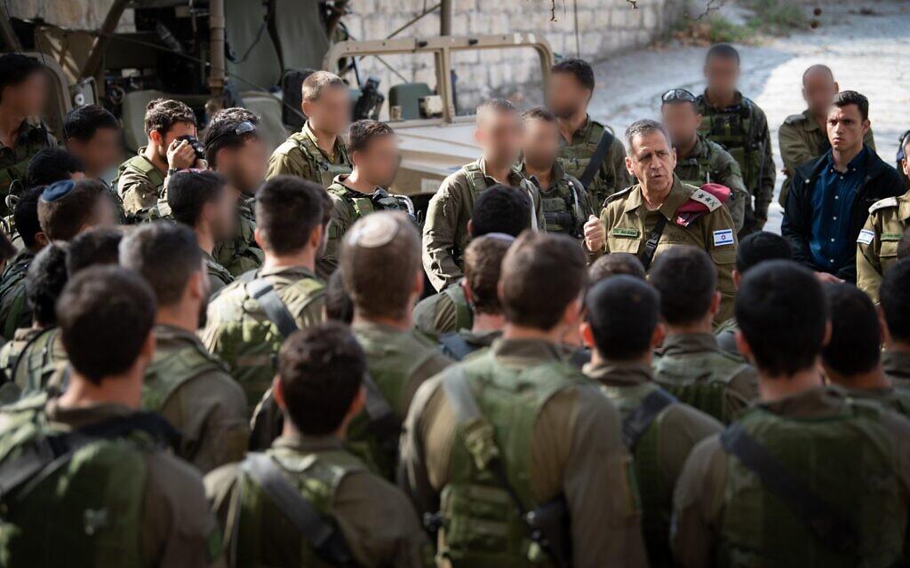 Des soldats israéliens s'entraînent à Chypre dans un exercice « Game of Thrones »