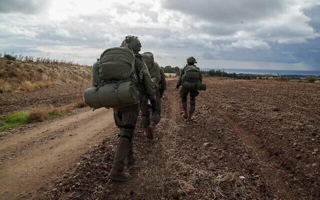 Des forces spéciales de Tsahal participent à un exercice à Chypre simulant la guerre dans le nord, décembre 2019. (Armée israélienne)