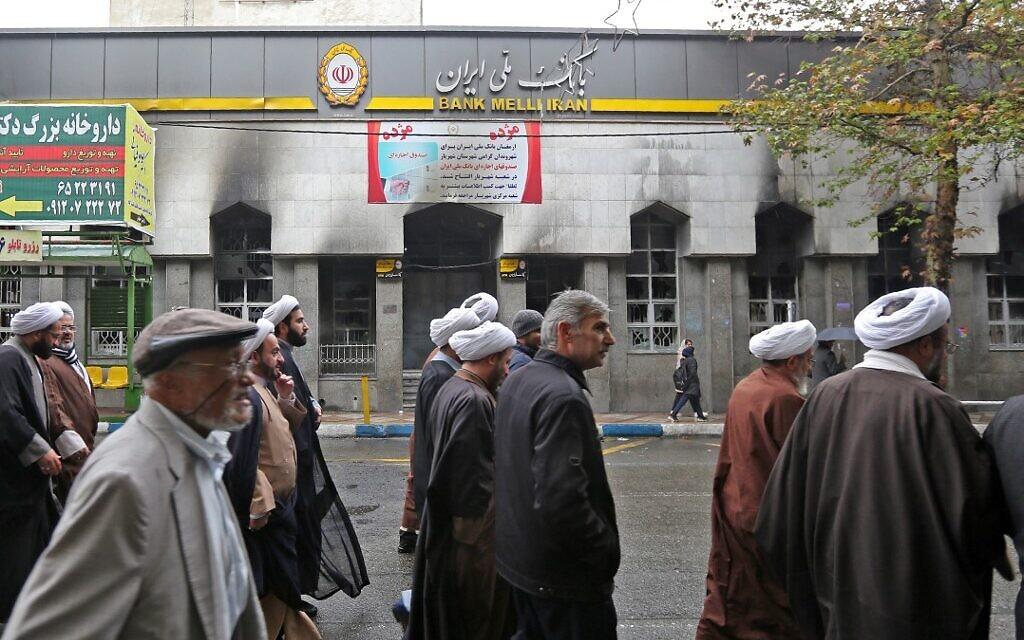 Des banques iraniennes ont été piratées, un expert doute du coupable désigné