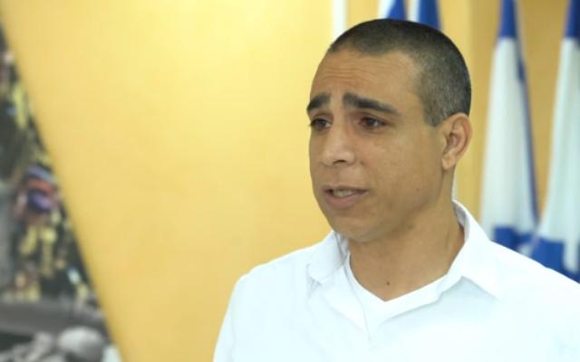 Yizhar David (Autorisation ; ministère de la Défense)