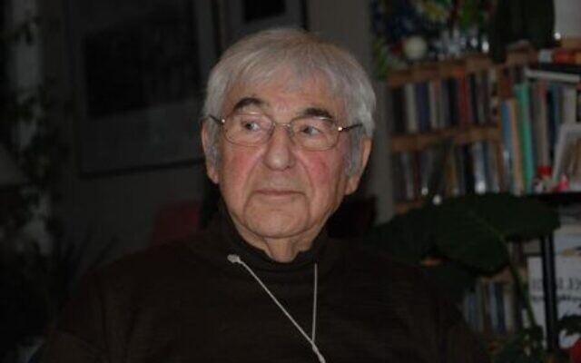 Haïm Vidal Sephiha. (Crédit : esefarad.com)