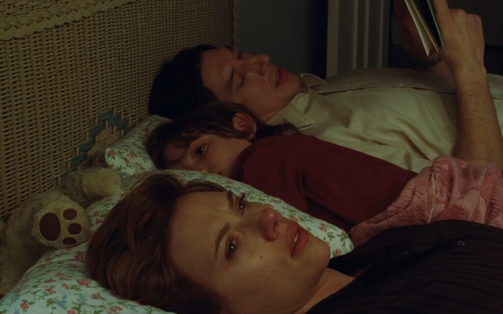 Capture d'écran du film de Noah Baumbach, 'Marriage Story,' à découvrir sur Netflix, le 6 décembre (Capture d'écran : YouTube)