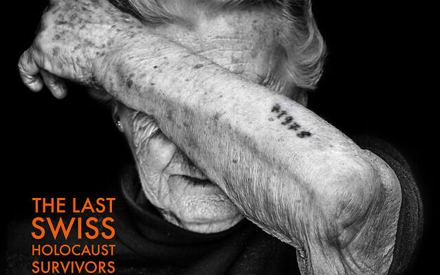 "L'exposition ""The Last Swiss Holocaust Survivors""."