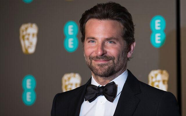 Bradley Cooper au BAFTA Film Awards à Londres, le 10 février 2019. (Crédit : Vianney Le Caer/Invision/AP)