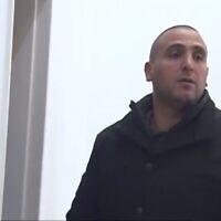 Benny Shlomo (Capture d'écran d'images d'archive diffusées par la Treizième chaine)