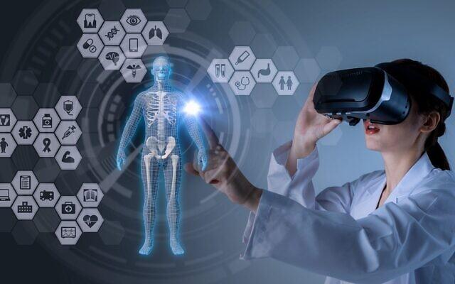 Image illustrative d'une technologie numérique de santé (chombosan; iStock by Getty Images)